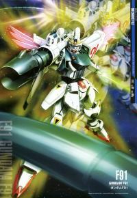 Mobile Suit Gundam F91 พากษ์ไทย